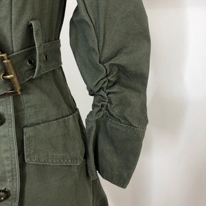 Kut from the Kloth Jackets & Coats - Kut from the kloth utility trench coat